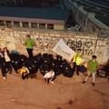 Nuovo intervento dei giovani di Puliamo Terlizzi nella zona del campo sportivo