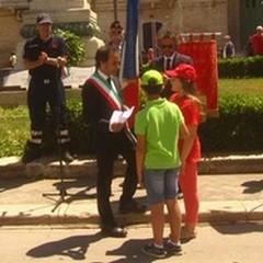 """Le foto della Festa della Repubblica. Sindaco:  """"Superare le criticità vissute oggi dagli italiani """""""