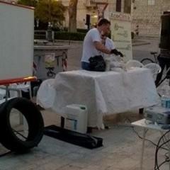 Trash Mob in piazza Cavour: Puglia Differente fa tappa a Terlizzi