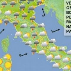 Ferragosto nuvoloso con rischio di pioggia. Il meteo dei prossimi giorni