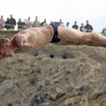 Terlizzi presente al Redbull cliff diving