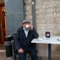 Vittorio Marinelli, 85 anni ed una vaccinazione attesa da tempo