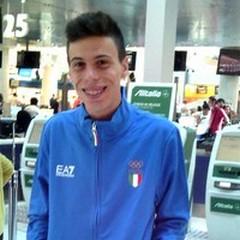 Vincenzo Grieco convocato di nuovo in nazionale