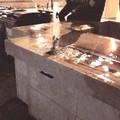 Problemi alla fontana di Largo La Ginestra