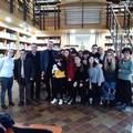 In Pinacoteca il progetto scuola-lavoro della 3^A Linguistico