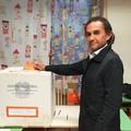 Poco dopo le 20.00 ha votato il Sindaco Gemmato
