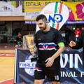 Futsal Terlizzi: la prima conferma è capitan Nico Cirillo