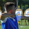 Trofeo Coni, Gabriele Cipriani conquista il bronzo nel tiro con l'arco