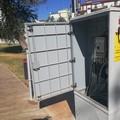 PalaFiori senza corrente per una mattinata: vandalizzata una cabina Enel