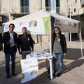 """""""Diamoci una scossa """", ingegneri ed architetti in piazza Cavour per parlare di rischio sismico"""