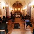 Fase 2, prima messa domenicale nel Santuario di Sovereto con 29 fedeli
