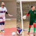 Il Futsal Terlizzi riconferma i due portieri Ermanno De Chirico e  Lorenzo Panunzio