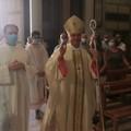 Mons. Cornacchia nel Pontificale: «Serenità dopo fatiche e patimenti»