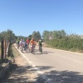 "Duecento i partecipanti alla biciclettata   ""Da Torre in Torri """