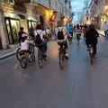 """""""Vivila in bicicletta """" prima di Italia-Turchia: Terlizzi non è mai stata così bella (FOTO)"""