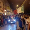 Euro 2020, l'Italia vola agli ottavi di finale. A Terlizzi è già festa (FOTO)