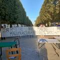 Protesta a Terlizzi per il Parco Marinelli chiuso