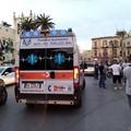 Donna soccorsa tra piazza Cavour e corso Umberto I