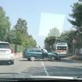 Mattinata di incidenti lungo via Molfetta