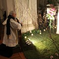 FOTO: I sepolcri del Giovedì Santo terlizzese