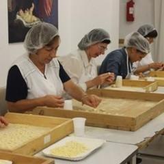 """Mani in pasta a  """"Santa Maria della Stella """". Il Video."""