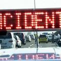 Auto si scontrano sulla Molfetta-Terlizzi, traffico torna alla normalità