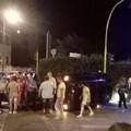 Ultim'ora: brutto incidente all'incrocio tra via Diaz e viale Pacecco