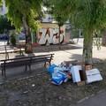 Largo Torino versa in pessime condizioni igienico-sanitarie