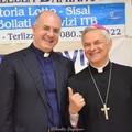 Un anno fa la visita pastorale allo sport terlizzese di Monsignor Domenico Cornacchia