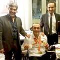 Due città in festa per l'olimpionico Luca Mazzone