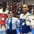 Luca Parisi, il talento terlizzese del Taekwondo