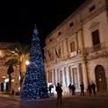 Accese le prime luminarie natalizie in centro a Terlizzi