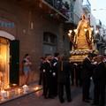 A Terlizzi la Madonna del Carmine omaggia l'icona di Sovereto