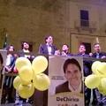 Stasera comizio in piazza Cavour del centrosinistra