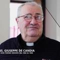Don Giuseppe de Candia, padre spirituale dei Molfettesi nel Mondo, su Don Tonino Bello - VIDEO