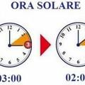 Lancette indietro, stanotte si torna all'ora solare