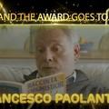 Tutti i premiati dell'Apulia Web Fest 2020. Il miglior attore è Francesco Paolantoni