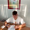 Paolo Campitiello firma per il Pontedera