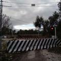 Ancora chiuso il passaggio a livello in contrada San Marco a Terlizzi