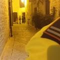 Fuga di gas in vico Ospedale nel Borgo Medievale