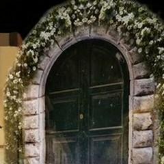 """Parte stasera  """"Portoni in Fiore """""""