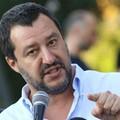 Anche Salvini esulta per il ritrovamento di Chicco, il cane rubato all'anziano agricoltore
