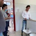 Sopralluogo nelle scuole per interventi di manutenzione ordinaria e straordinaria