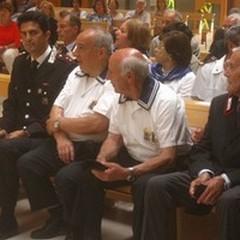 Terlizzi festeggia i Carabinieri