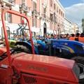 I trattori invadono Terlizzi: domani i gilet arancioni scendono in piazza