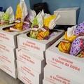 Uova di Pasqua donate alle parrocchie di Terlizzi