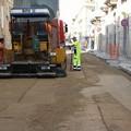 Piano strade: la prossima settimana un nuovo tratto di via Bovio riapre al transito