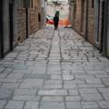 Riaperta ai soli pedoni via Cairoli