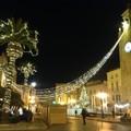 Stasera l'apertura del villaggio natalizio in piazza Cavour