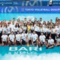 L'Italvolley ottiene il pass per le Olimpiadi. Tanti i terlizzesi tra i volontari al PalaFlorio